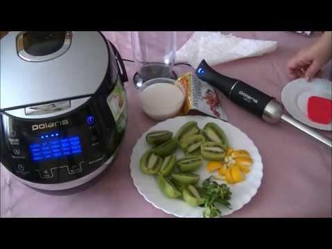 Домашние видео рецепты - варенье из киви в мультиварке