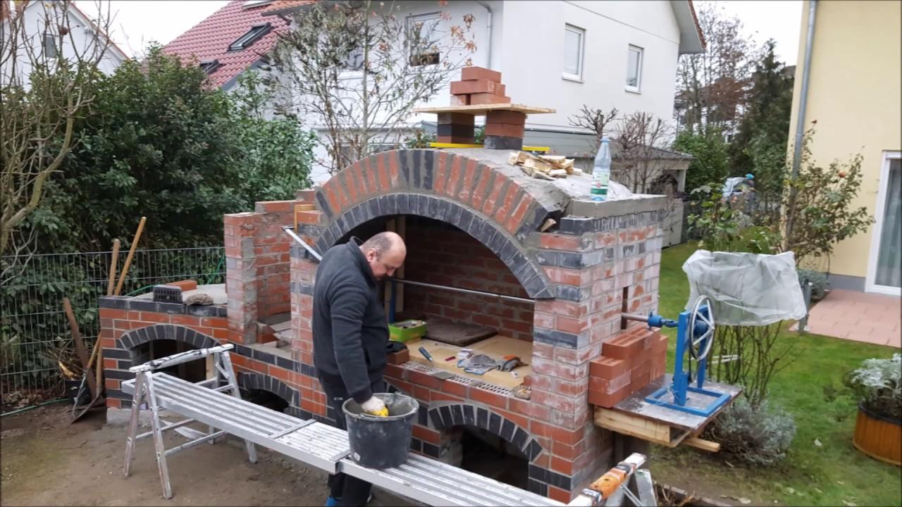 gallery of pizzaofen mit grill ~ pizzaofen selber bauen kosten