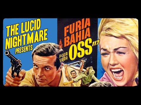 The Lucid Nightmare - OSS 117: Mission For A Killer Review