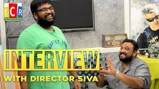 """""""I'm just a tool, I'm sensible enough to realise it"""" Heart to Heart Talk with Vivegam Director Siva"""