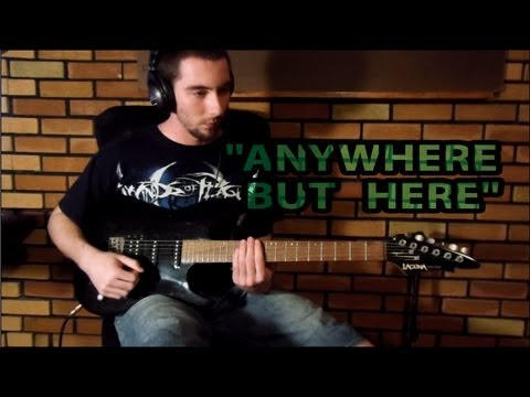 Five Finger Death Punch - Anywhere But Here (Guitar Cover)