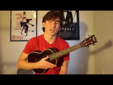 Shawn Mendes (Feat. Khalid) - Youth - Ukulele Tutorial