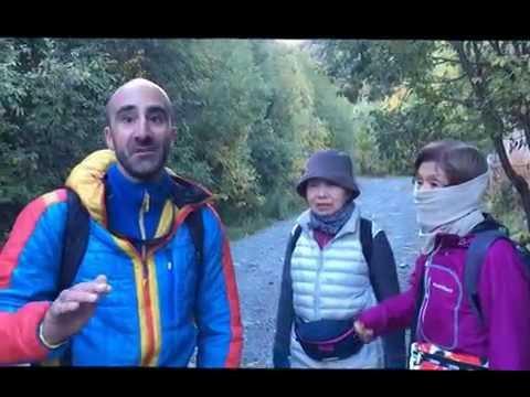 Health Tourism program in Principat d'Andorra ピレネー山脈・ソルティに渓谷 2016年10月09日