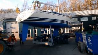 Remote Controlled Boat Mover At Deacons Marina Part 2
