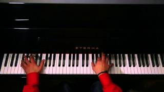 the rasmus first day of my life piano cover