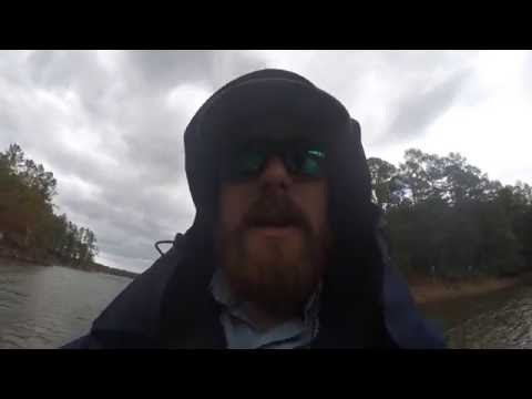 Crappie Fishing with Jigs on Clarks Hill Lake 2016