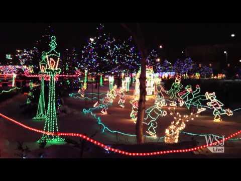 Dazzling Duluth Christmas Light Display