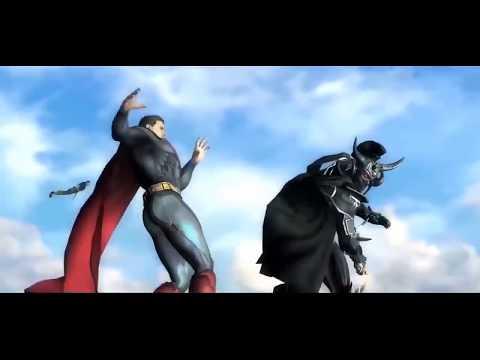 BLACK SUPERMAN Injustice Gods Among Us Full movie Full length