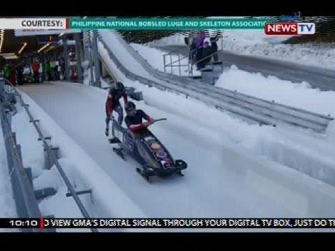 PHL bobsled team, sumabak na sa ilang prestihiyosong kompetisyon