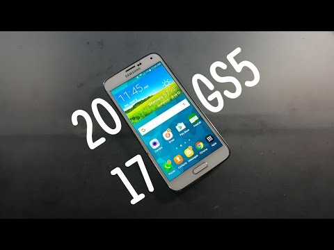 Is the Galaxy S5 Worth It in 2017? [4K]
