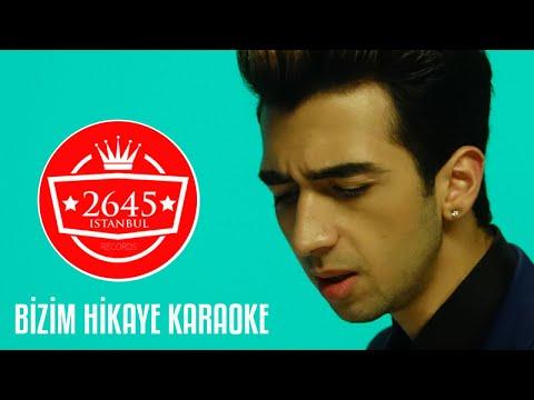Çağatay Akman - Bizim Hikaye (Karaoke)