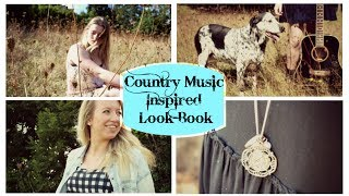 Country Music Inspired Look-Book | LauraJane & AlwaysFridayStyle