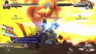 13ª Luta Team Sasuke vs Team Yamato