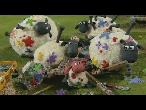 Барашек Шон 1 сезон - 2 часть серии подряд / Shaun the Sheep 1 season 2 part