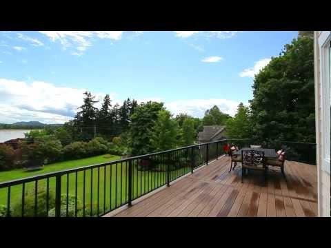 Luxury Columbia River View Estate on Acreage