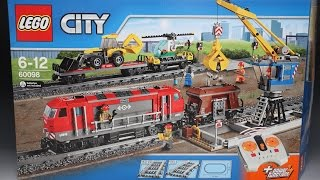 LEGO 레고 60098 Heavy Haul Train…