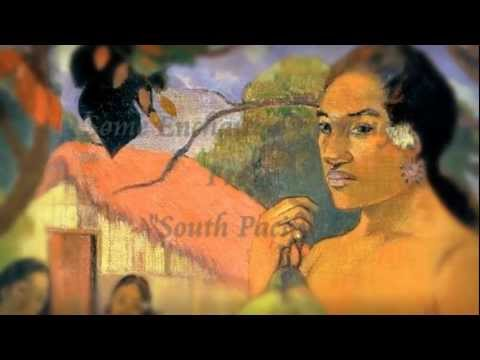 (HD 1080p) South Pacific (Some Enchanted Evening), Paul Gauguin