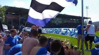 Wir sind zurück in der 2. Liga - Aufsteiger Arminia