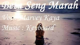 MARVEY KAYA - BETA SENG MARAH VERSI KEYBOARD 2017