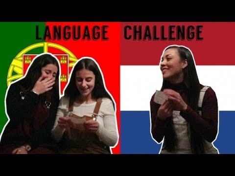 Portuguese VS Dutch & Twents Language Challenge thumbnail