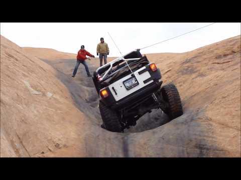 Escalator Obstacle on Hells Revenge, EJS 2012