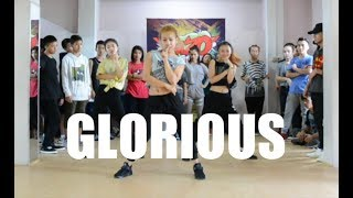 Glorious - Macklemore ft. Skylar Grey || Alan Rinawma Dance Choreography