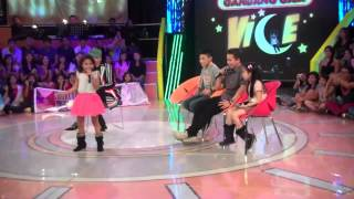 TheVoiceKids PH: Lyca sings 'Luha' by Aegis on GGV