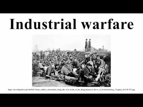 Industrial warfare