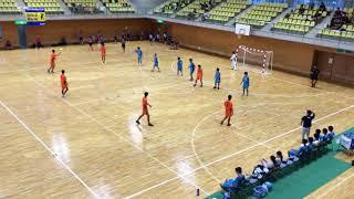 伊豆総合高校ハンドボール部 選手権大会(2017.9.9)vs沼津西高校①
