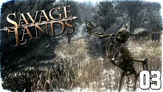 "Savage Lands Gameplay Ep 03 - ""Frozen Butthurt!!!"" 1080p PC Alpha"
