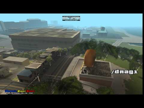 Knight  Rider in SA:MP cu UcIgAsUl si [RSS]Bandit