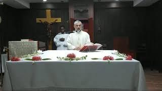 Santa Misa 6:30 Miercoles 10 Febrero 2021