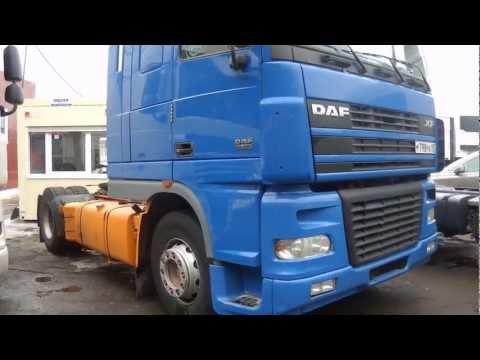 Седельный тягач DAF XF 95.480