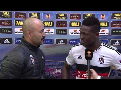 """Opare: """"Beşiktaş için ölürüm"""""""