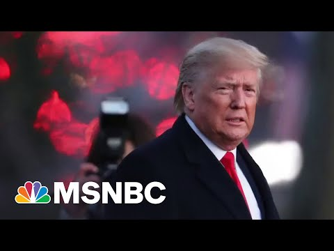 Trump Criminal Investigation Ramps Up: 'Quick Sand Getting Thicker'