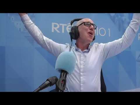 Shane Filan live on RTE Radio 1