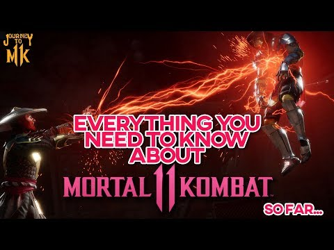 Mortal Kombat 11 - Everything You Need To Know... So Far thumbnail