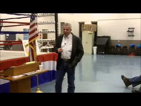 John Moore Addresses St. Louis/St. Charles MO Oath Keepers on Climate Change 2 of 3