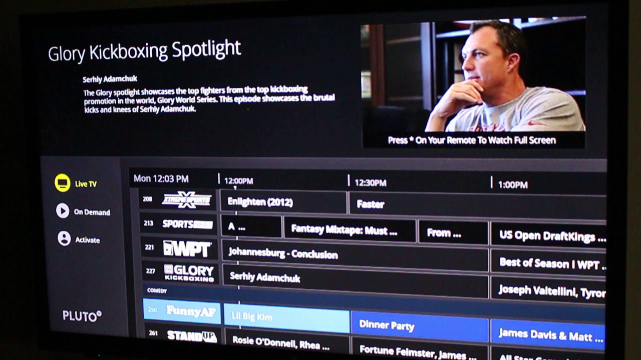 Pluto Tv Our Roku Channel Of The Week Youtube