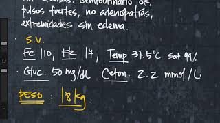 Rehidratación Iv: Mantenimiento Y Reposición Parte 1