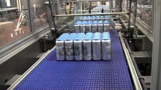 Pizza Port Brewing Company  - Canning Line