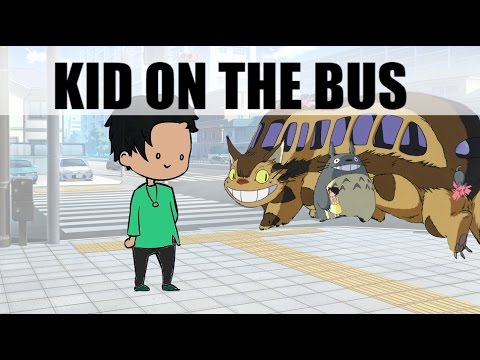 Annoying Kid on the Bus