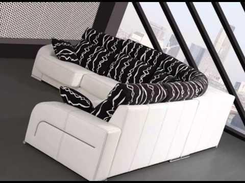 Cheslong sofas y sillones de calidad youtube for Sofa cama cheslong