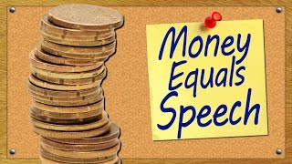 Money Equals Speech