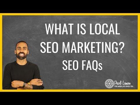 What Is Local SEO Marketing? | Pearl Lemon SEO FAQs