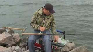 профессиональная рыбалка. Сезон 1. Матчевые удилища