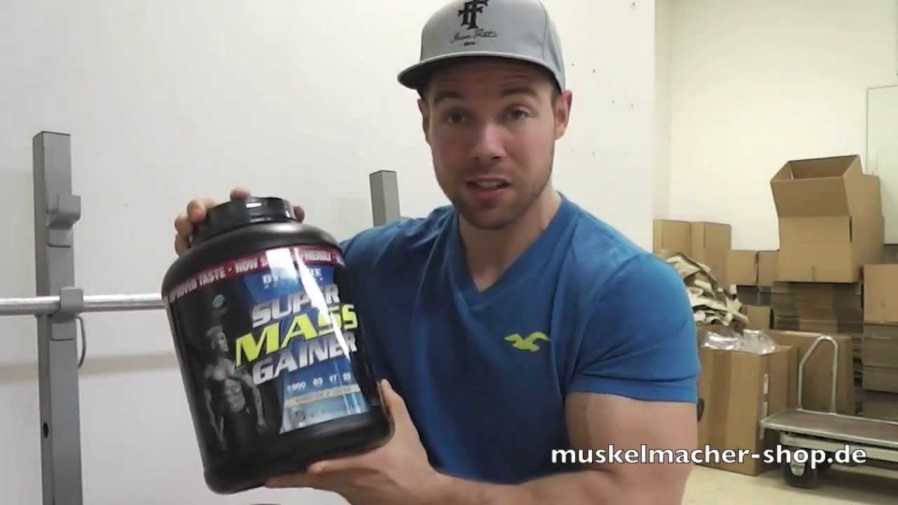 mass gainer side effects