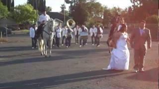 wedding of the year in Stockton Ca. EL MIGI