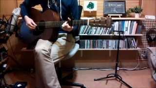 Vocal & Acoustic Guitar : mimu docomo CMソング 渡 和久さんの「涙」を...