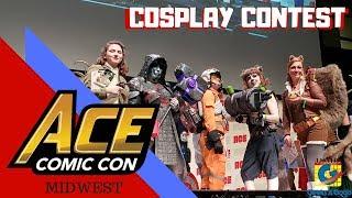 ACE Comic Con Midwest 2018 - Cosplay Contest